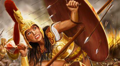 Кыргызские амазонки: кем они были, таинственные воительницы прошлого?