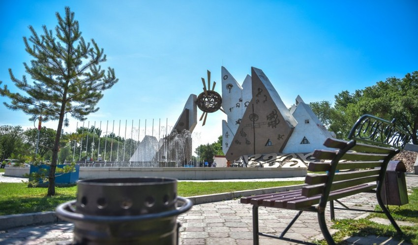 Бишкек вовсе не захолустный городок!