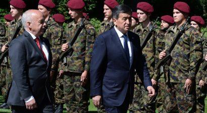 Кыргызстан заинтересовался швейцарскими банками