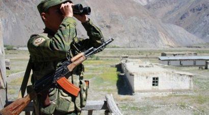 В ходе столкновений на границе Кыргызстана и Таджикистана пострадало два десятка человек. Один убит