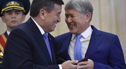 Секретная миссия Путина. Кремль стал третейским судьей между Атамбаевым и Жээнбековым