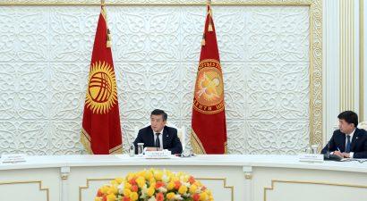 Несмотря на кровопролитие президент Кыргызстана встретится с Эмомали Рахмоном…