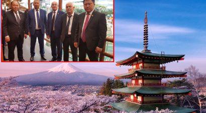Какую экологическую инициативу представила в Японии делегация из Кыргызстана?