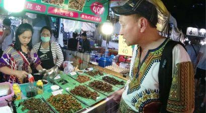 Палачи для саранчи: спецмиссия в Бангкоке (ВИДЕО)