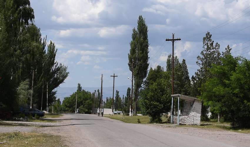 село Кошой