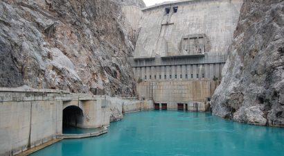 В Токтогульском водохранилище меньше воды – зима теперь будет с нами на «ты»