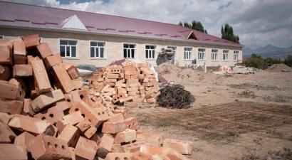 Одна из самых современных школ по оснащению открывается в Нарынской области Кыргызстана!
