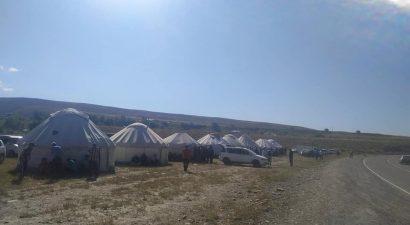 В Кыргызстане китайцам на месторождении Солтон-Сары не дают добывать золото