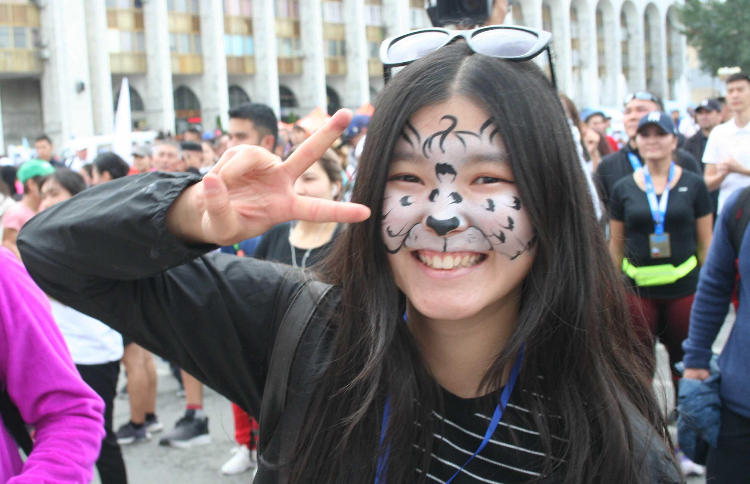 В Кыргызстане все побежали охранять снежного барса! На финише их ждало более 5 млн сомов призовых (ВИДЕО)