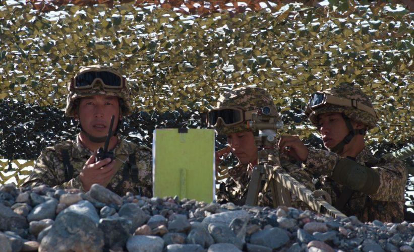 Мега-учения «Центр - 2019» на Иссык-Куле. Террорист не пройдет, здесь он смерть свою найдет!