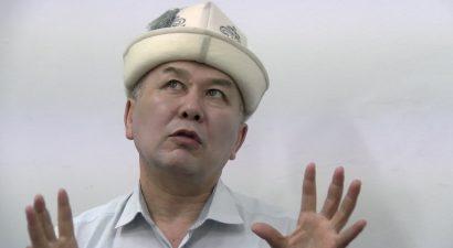 Арстан Алай: «В 2020-м году я уже назначен от Вселенной стать президентом Кыргызстана!». Интервью с Богом…