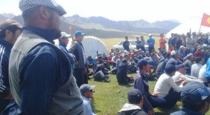 Против китайских золотодобытчиков в Кыргызстане готовятся новые атаки?