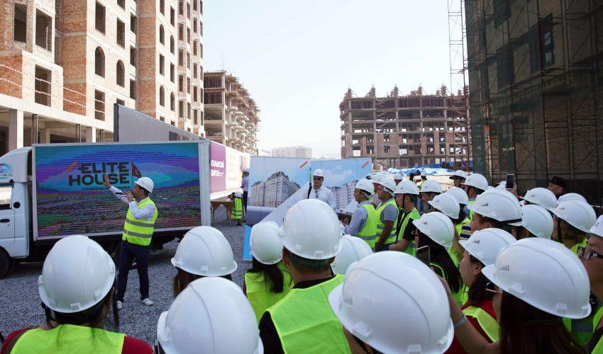 Гендиректор «Elite House» Тимур Файзиев: «И дальше нас ждет успех. Потому что мы строим на совесть!»