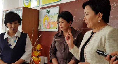 После очередного скандала министр образования Кыргызстана Гульмира Кудайбердиева уволилась