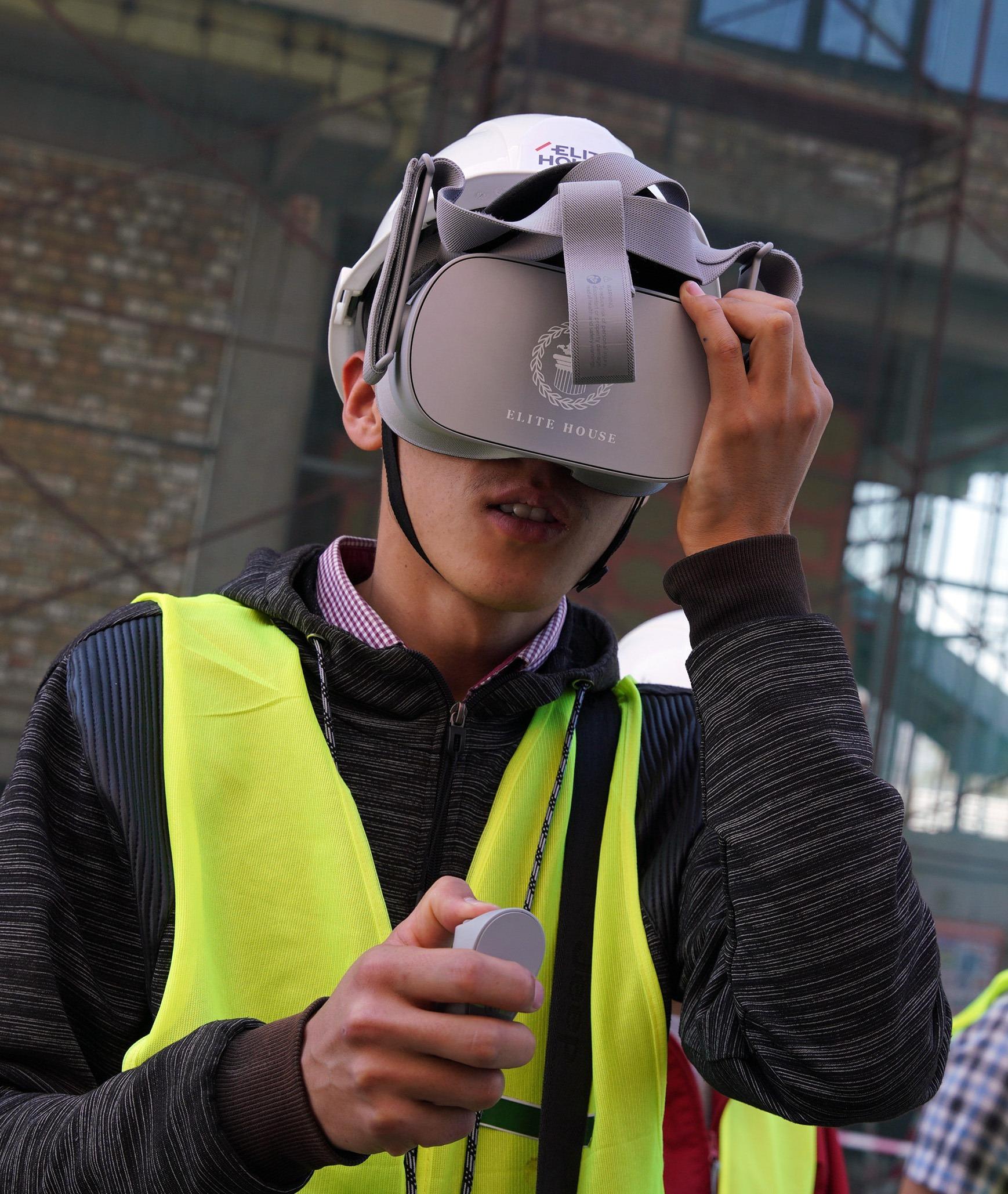 Виртуальная реальность хороша! Впрочем, как и увиденное наяву…