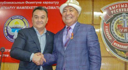 Кыргызский язык за решеткой. Сотрудники ГСИН и спецконтингент пишут под диктовку…