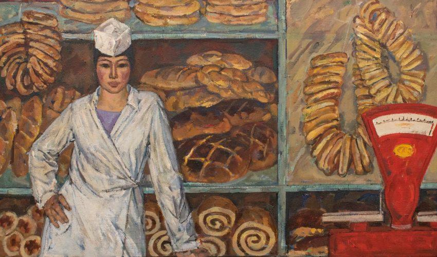 Абдырай Осмонов. Выставка последнего из могикан-классиков