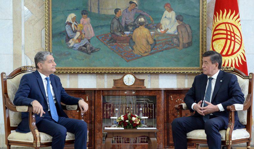 Председатель Евразийской Экономической комиссии Тигран Саркисян заявил, что Кыргызстан имеет права на некоторые претензии к ЕАЭС.