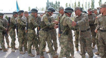 Кыргызстан + Казахстан: совместный отпор террористам дан!