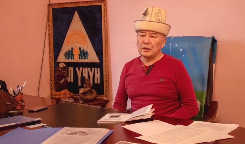 Так вот Вы какой, новый президент Кыргызстана…