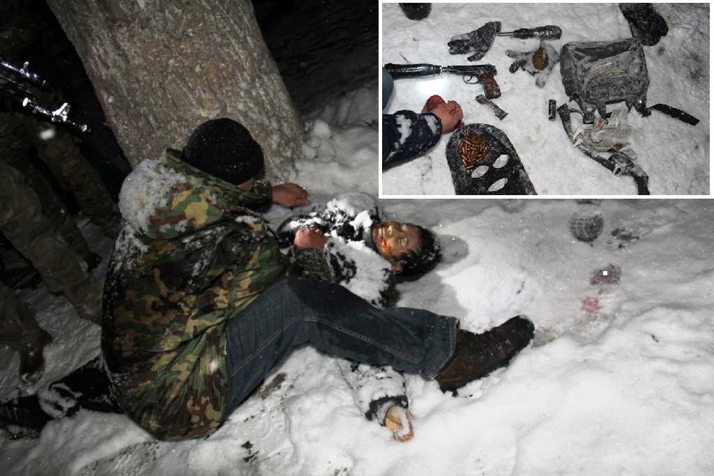 В ночь на 11 декабря 2015 года в бишкекском микрорайоне «Восток-5» были уничтожены два вооруженных боевика т.н. «Исламского государства».
