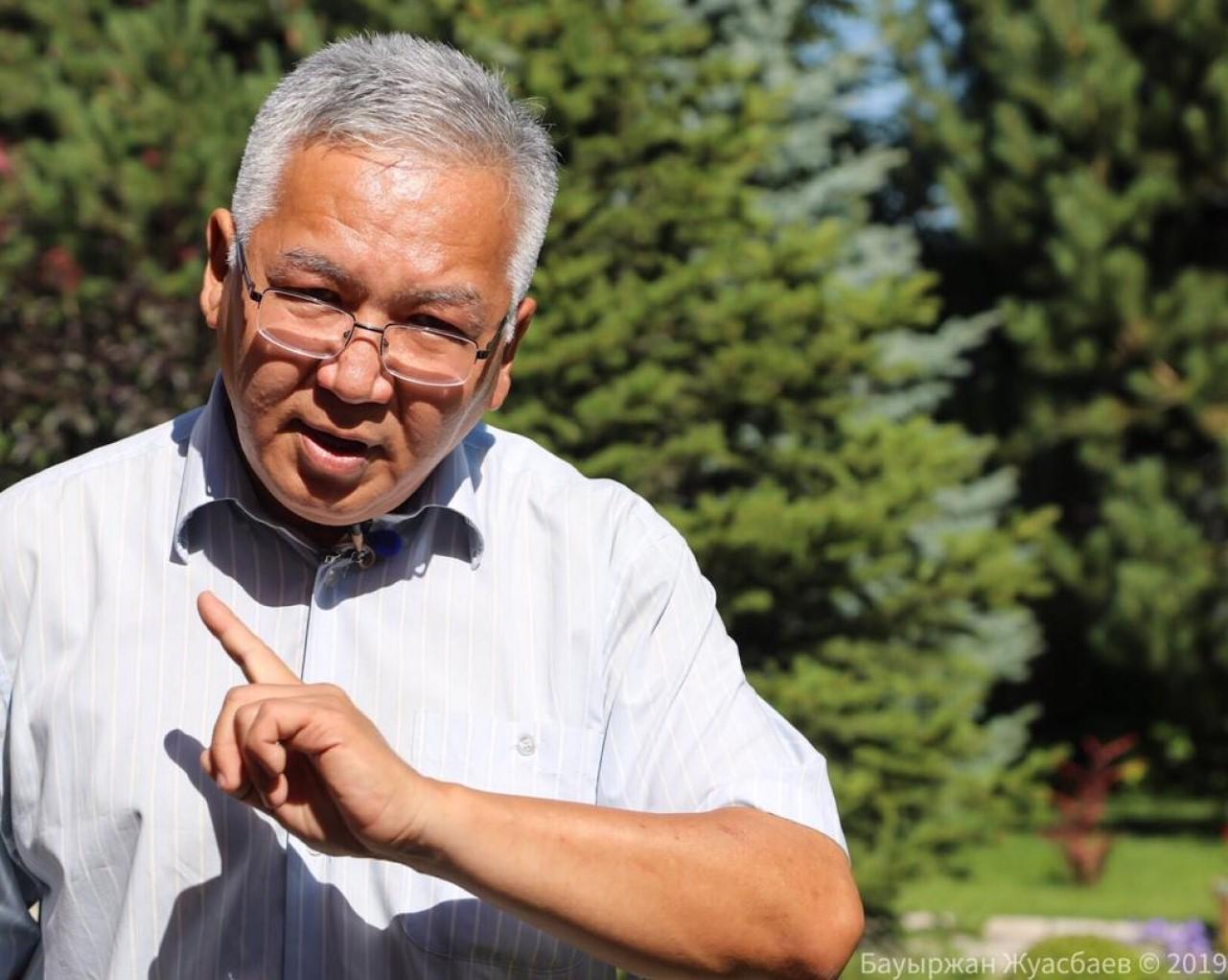 Эксперт Марс Сариев: «У действующей кыргызской власти и Омурбека Текебаева пока общие интересы…»