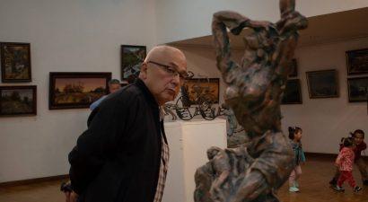 «Прорыв художников Таласа». В Бишкеке проходит выставка региональных мастеров