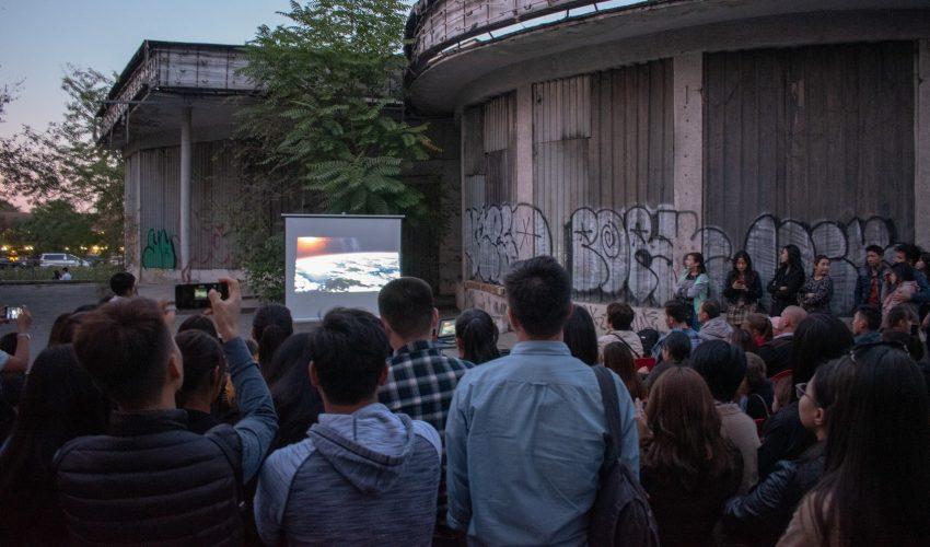 В Бишкеке дотянулись до космоса! Первые лекции по астрономии прошли прямо под открытым небом