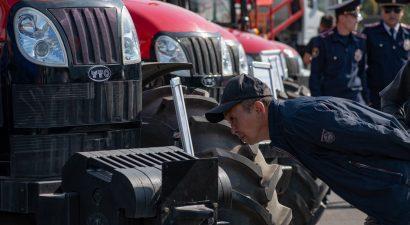 Мечтая о тракторе… В Бишкеке прошла выставка «АгроТехЭкспо» с участием поставщиков из Турции и Европы (ВИДЕО)