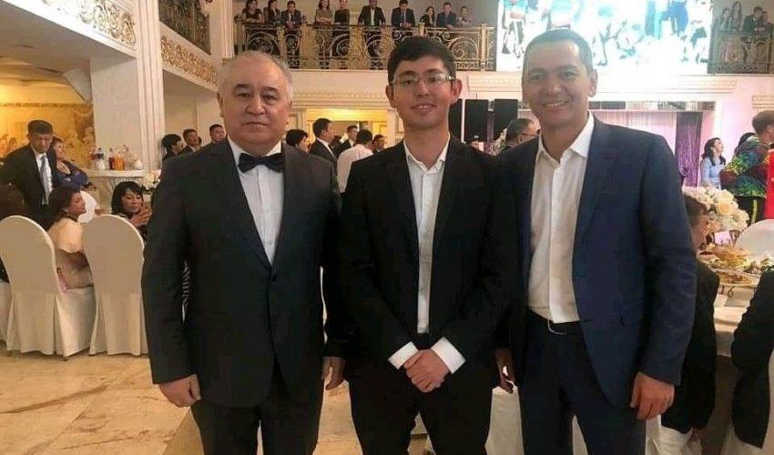 Омурбек Текебаев Кадыру Атамбаеву: «Молодой коллега, не бойся совершать ошибки, умей их исправлять, ведь это лучший способ самосовершенствования!»