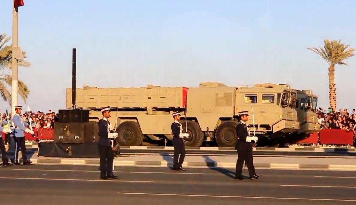 На вооружении Катара имеются и такие баллистические ракеты китайского производств