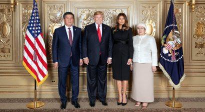 Вернут ли Сооронбай Жээнбеков и Дональд Трамп американскую военную базу в Кыргызстан?