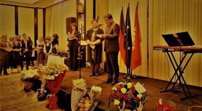 29 лет назад Германия вновь стала единой. Как в Бишкеке отметили эту дату?