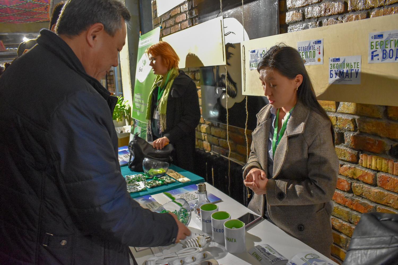 Нужна ли Кыргызстану «зеленая энергетика»? В Бишкеке состоялась уникальная выставка