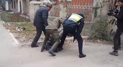 Неадекват с ножом на улицах Бишкека. Кримсводка с 18 по 24 ноября 2019 года