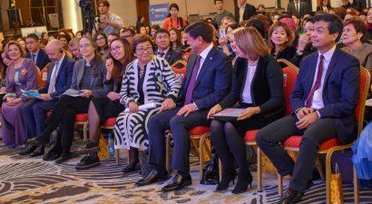 Счастливые феминистки — залог успешного будущего Кыргызстана