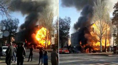 Взрывы в центре Бишкека. Кримсводка с 4 по 10 ноября 2019 года
