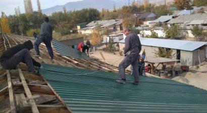 В колонии-поселении №52 в Жалал-Абадской области появилось общежитие на 100 человек. С новосельем!