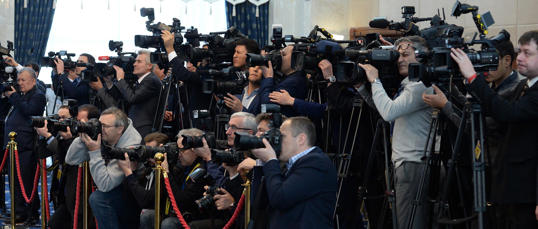Саммит ОДКБ освещали 135 иностранных и 130 местных представителей СМИ. Вот это масштаб!