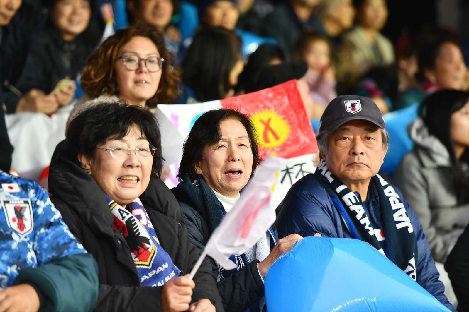 Проиграли… Но зато как достойно! 2:0 в пользу сборной Японии