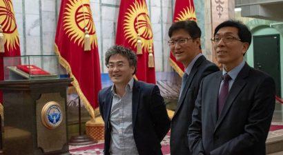 Госкорпорация К-water из Южной Кореи готова помочь Кыргызстану масштабными инвестициями