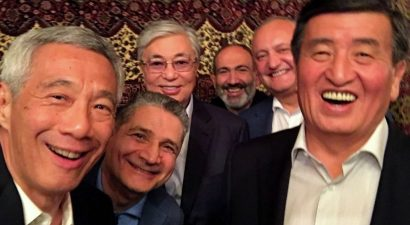 Салам пополам! Какие тайные знаки подает президент Кыргызстана своим партнерам?