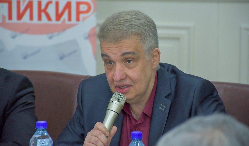 Игорь Шестаков: «Тема борьбы с коррупцией очень востребована сегодня обществом Кыргызстана»