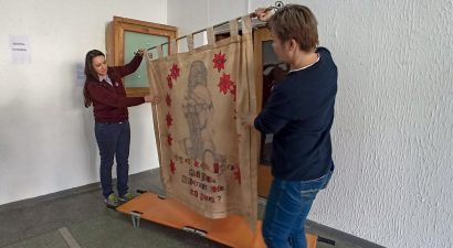 Феноменальная феминнале. Скандальная выставка в Бишкеке продолжилась, но уже без трусов и прочего…