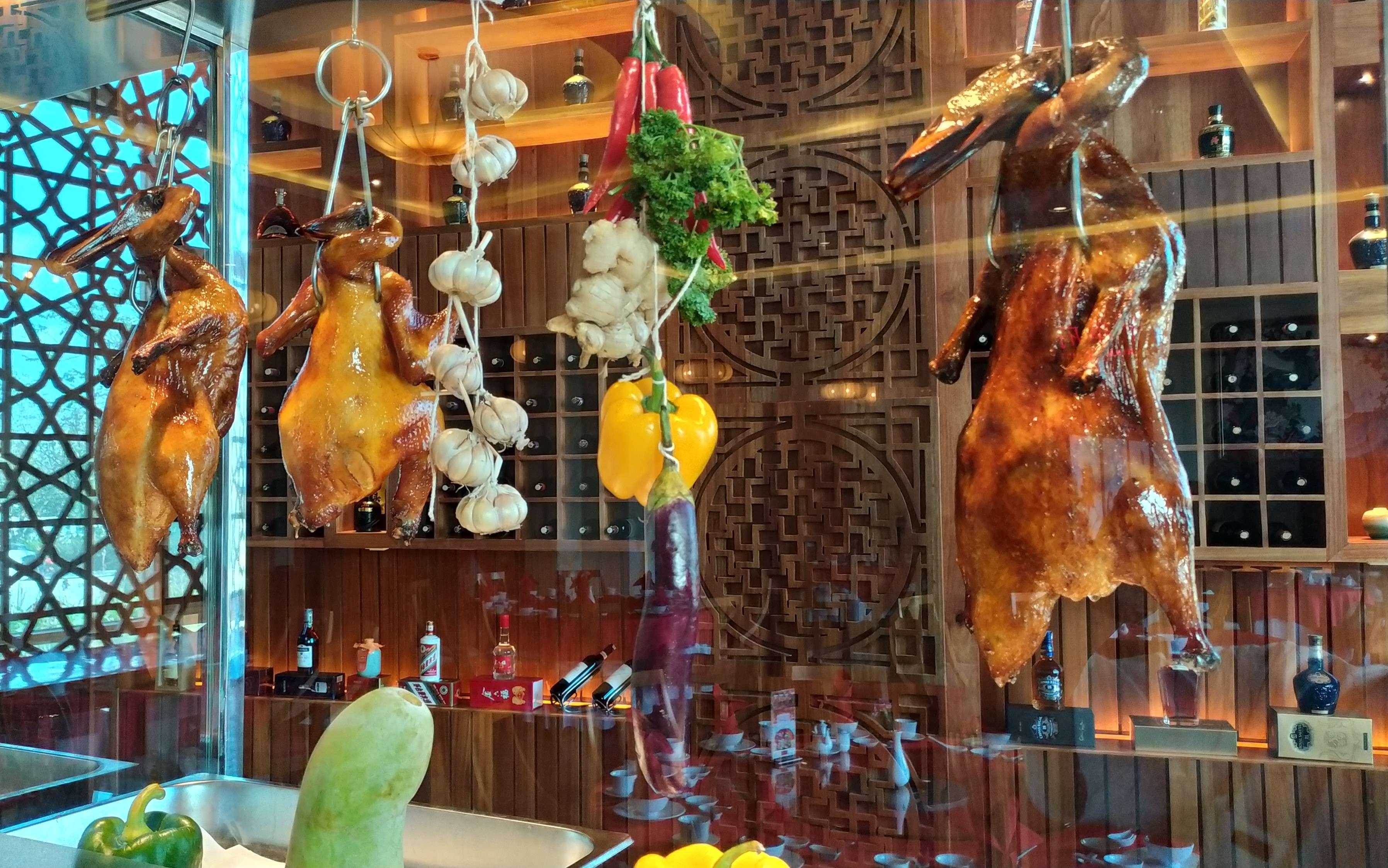 Смешение кулинарных культур. Утку по-пекински не желаете?