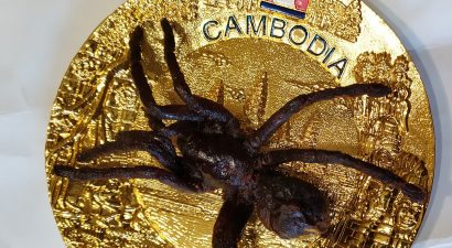 Кухня Камбоджи: если блюдо укусило Вас в ответ, значит, оно очень свежее! Часть 1