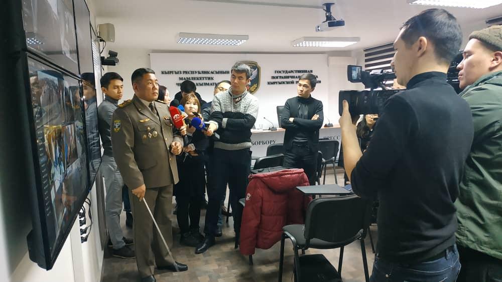 Всего за 10 месяцев границы Кыргызстана пересекли 21 млн 300 тысяч человек!
