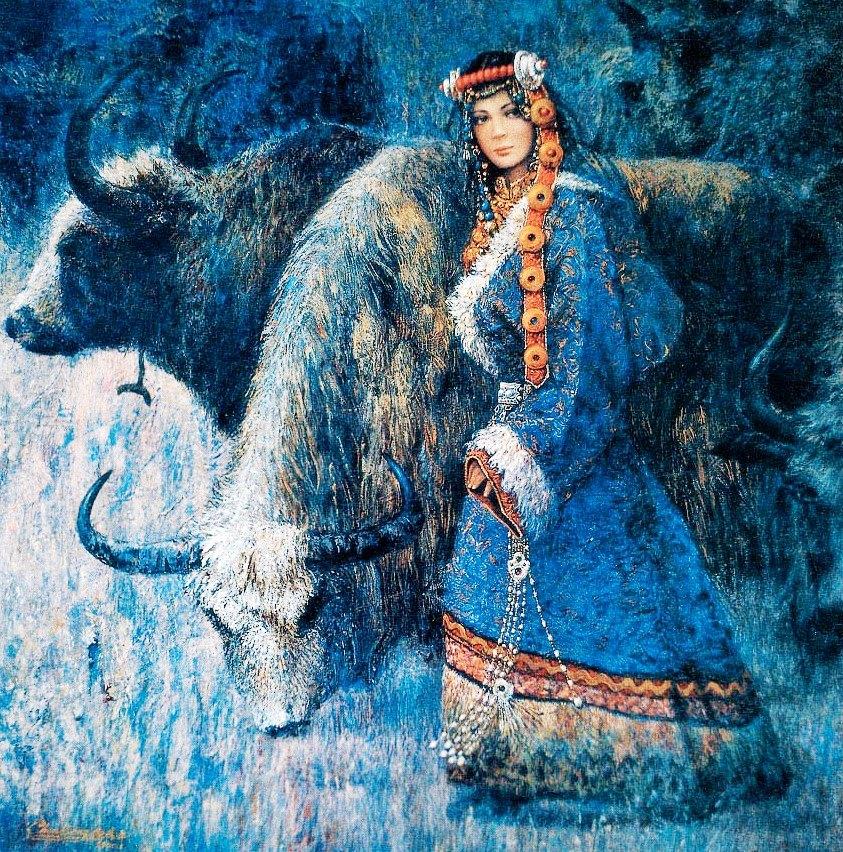 В Кыргызстане зарезали около 40 тысяч «тянь-шанских бизонов». Сможем ли мы восстановить их популяцию? Часть 3