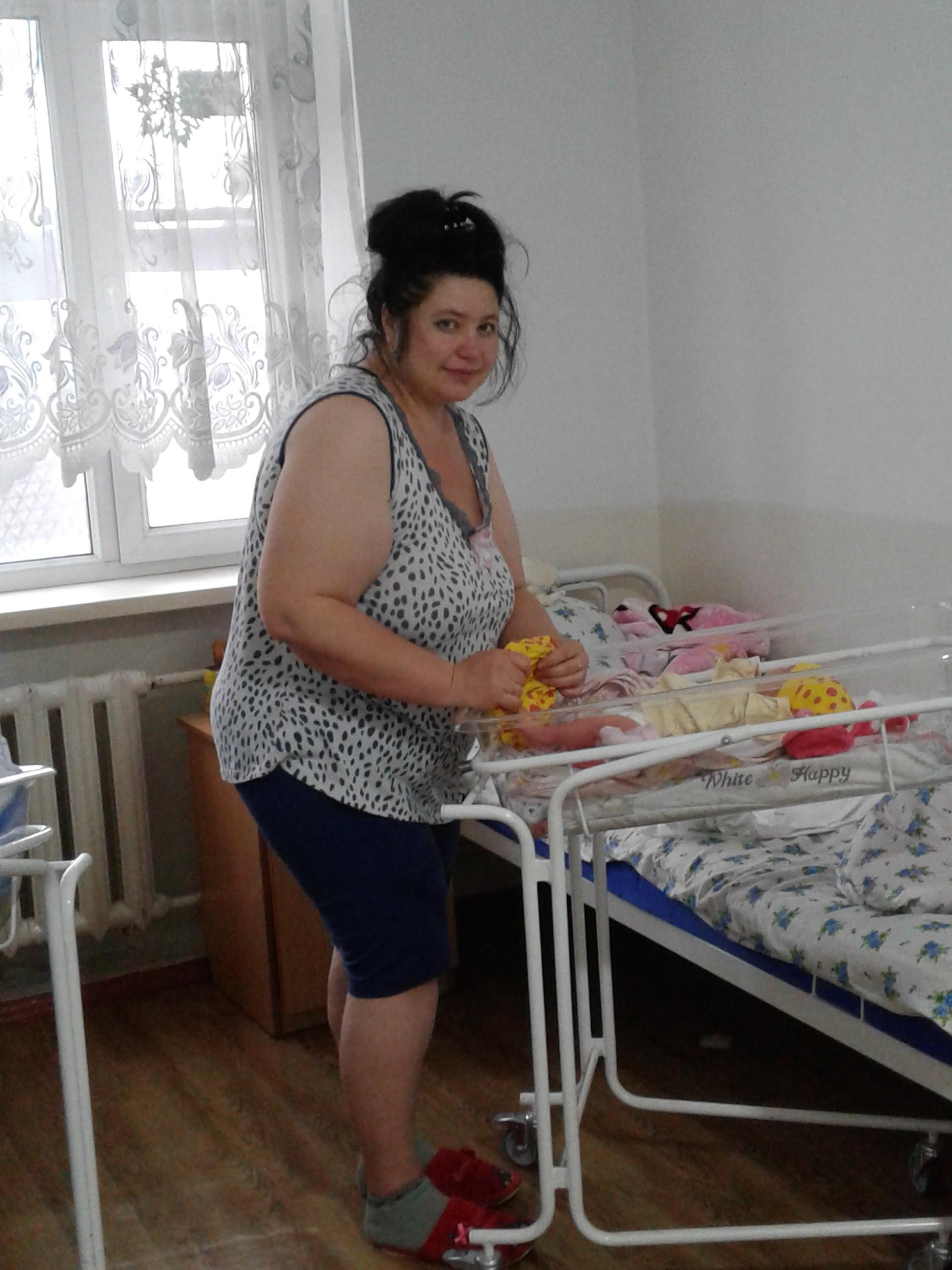 Спасибо голландцам: в бишкекском роддоме №2 улучшились условия для мамочек и их малышей