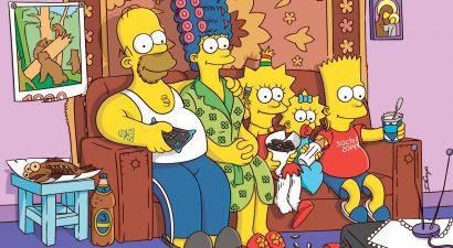 Где живет семейка Симпсонов? Исследовательская миссия нашего сайта в США. Часть 1.